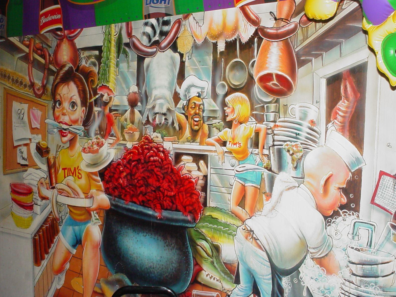 Tim S Cajun Kitchen Catering