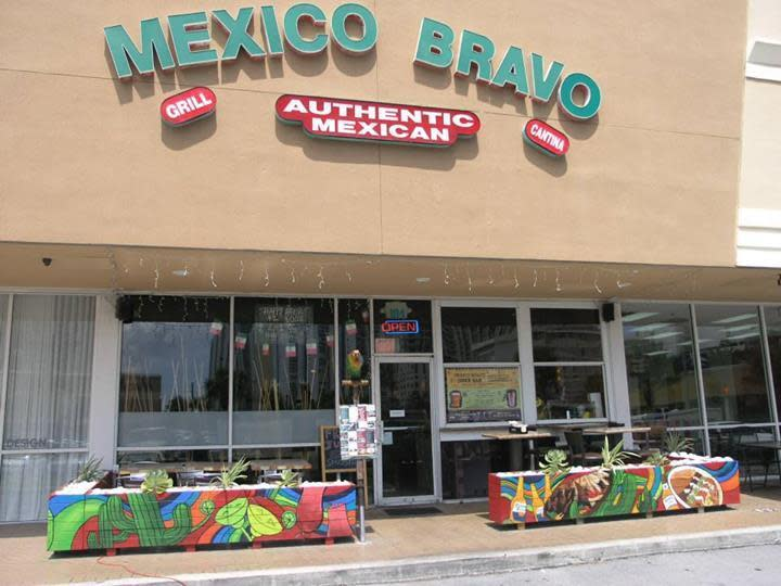 Mexico Bravo Order Online Menu Reviews 16850 Collins