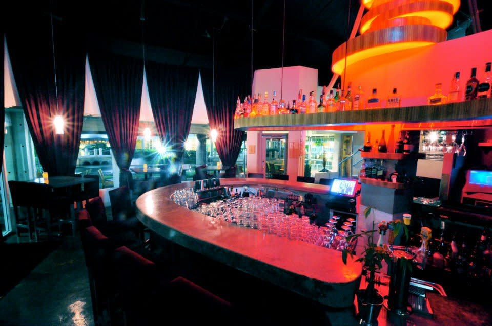 Sababa Bar at Sababa Restaurant & Lounge (CLOSED)