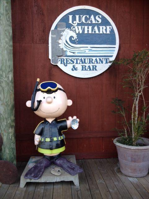 Photo at Lucas Wharf Restaurant & Bar
