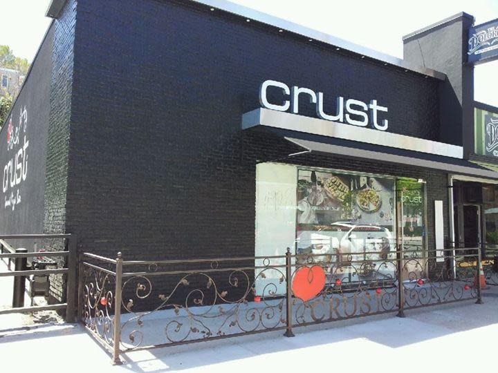 Photo at Crust Gourmet Pizza Bar