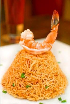 food at Tiny Thai