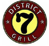 Photo at District 7 Grill