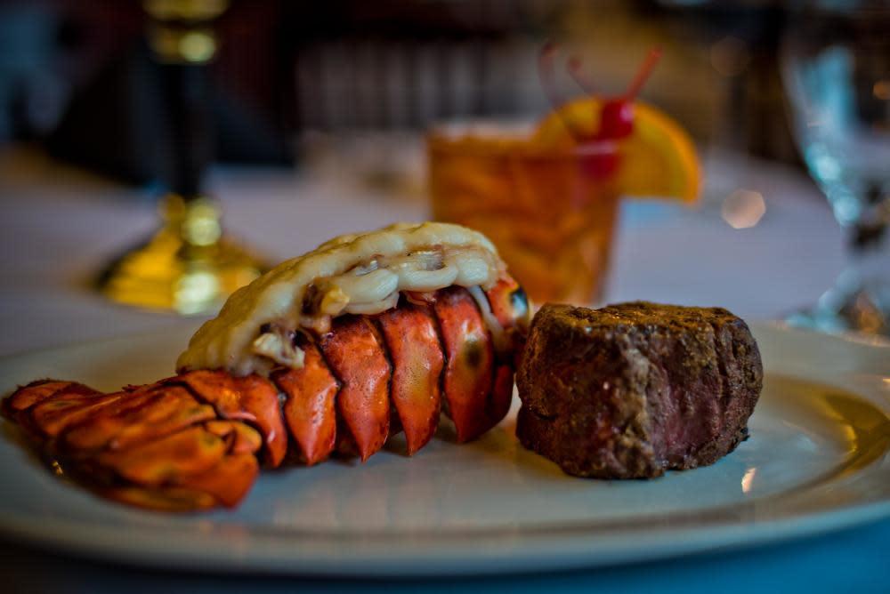 Photo at Brett Favre's Steakhouse