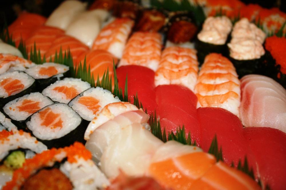 PhotoSPx1Q at Hiro's Sushi Express