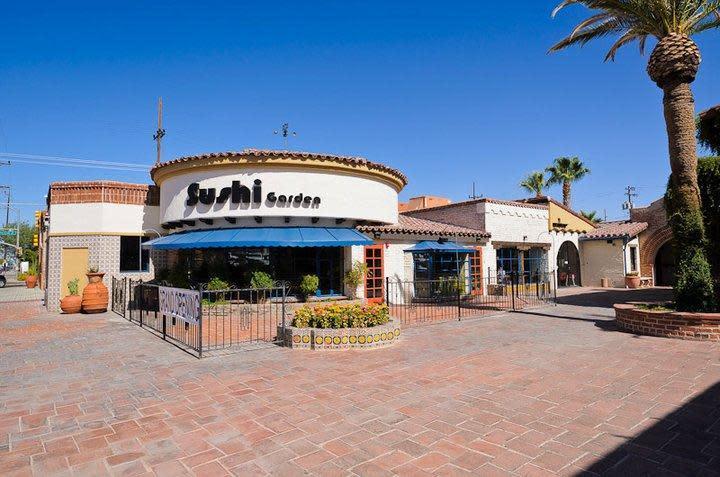 photo at sushi garden foothills mall - Sushi Garden Tucson