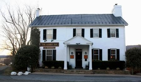 The Ashby Inn & Restaurant at The Ashby Inn