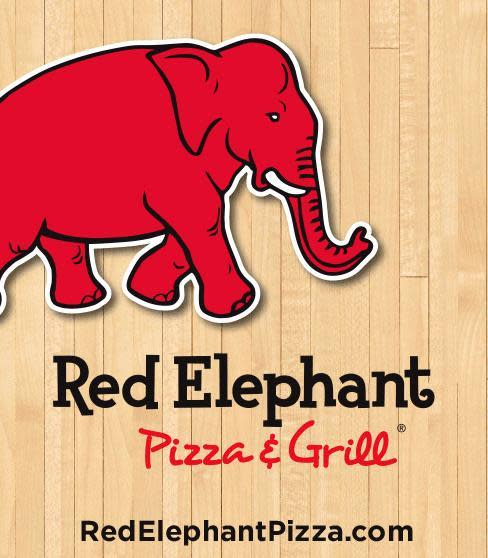 Photo at Red Elephant Pizza