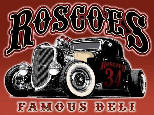 Photo at Roscoe's Famous Deli