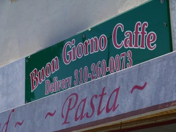 bg2 at Buon Giorno Caffe
