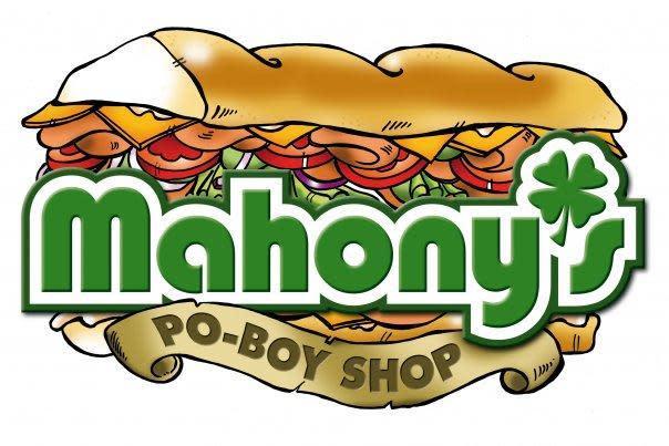 mahoney s po boy shop order online menu reviews east rh menuism com Fish Sandwich Clip Art Clam Clip Art