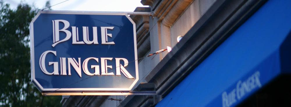 Photo at Blue Ginger