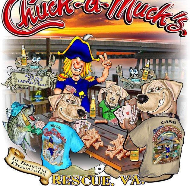 Photo at Captain Chuck-a-mucks