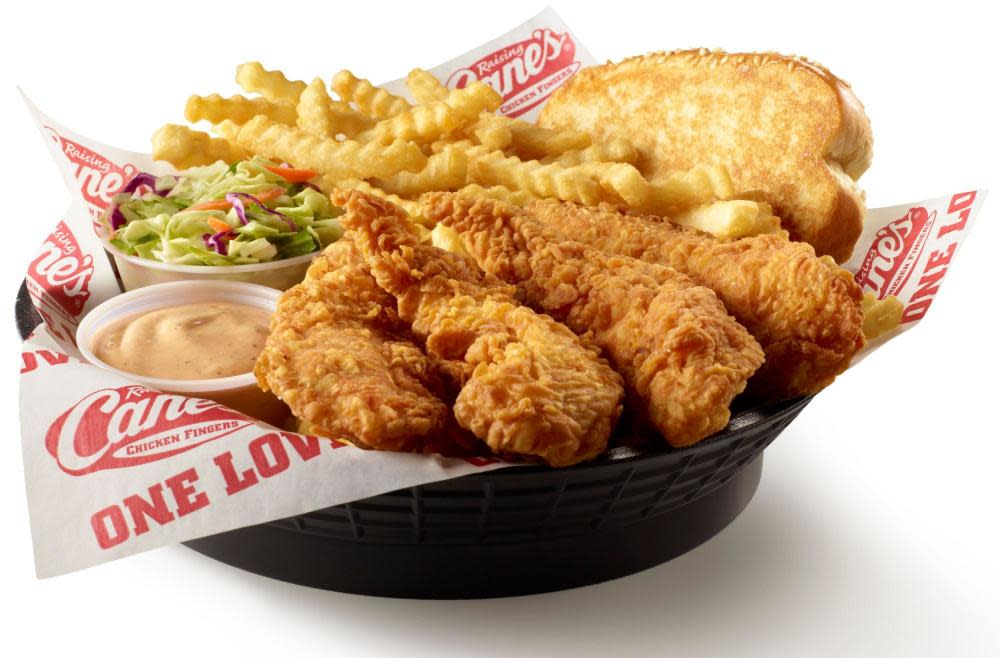 Photo at Raising Cane's Chicken Fingers