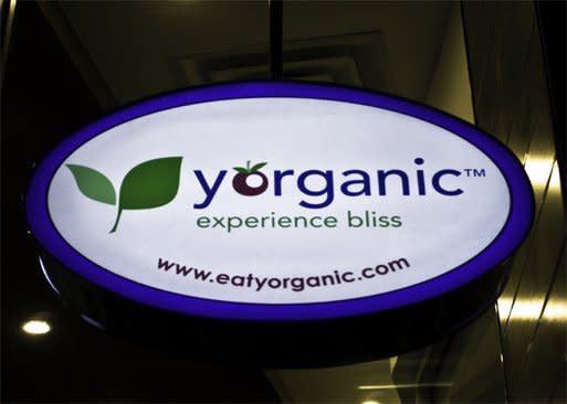 1 at Yorganic