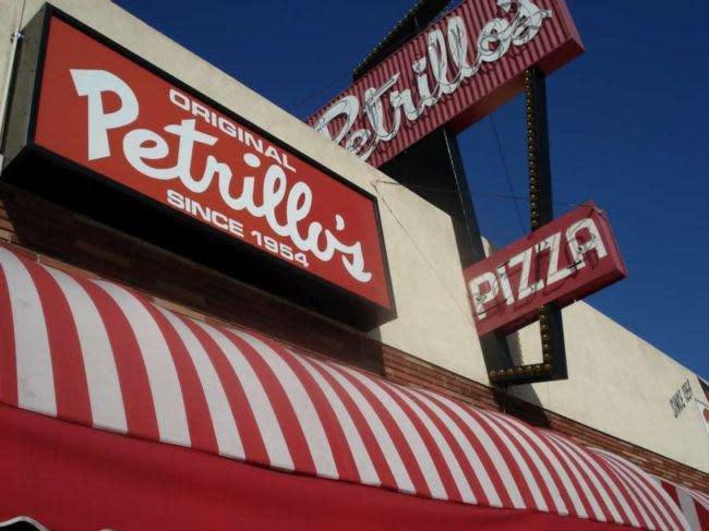 Photo at Petrillo's Pizza Restaurant
