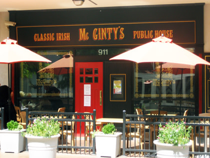 McGinty's at McGinty's Public House and Restaurant