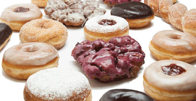 Photo at Mighty O Donuts