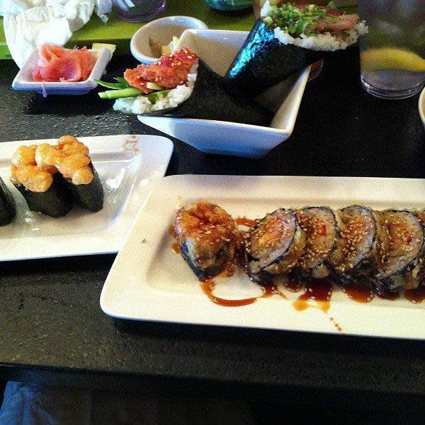 photo at sushi garden - Sushi Garden Tucson