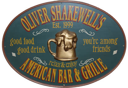 logo at Oliver Shakewell's