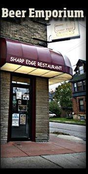 PhotoSPeiF at Sharp Edge Restaurant & Bar
