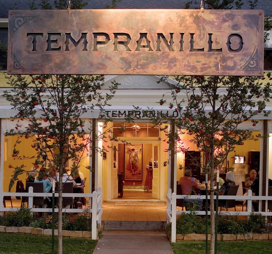 Restaurant at Tempranillo