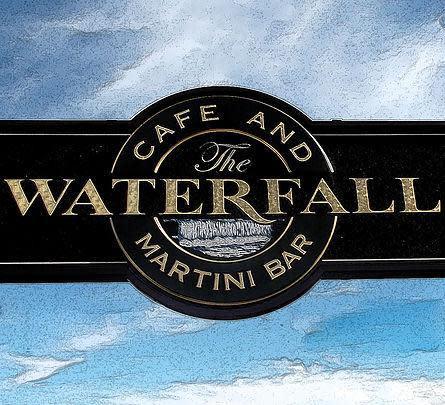 Photo at Waterfall Cafe