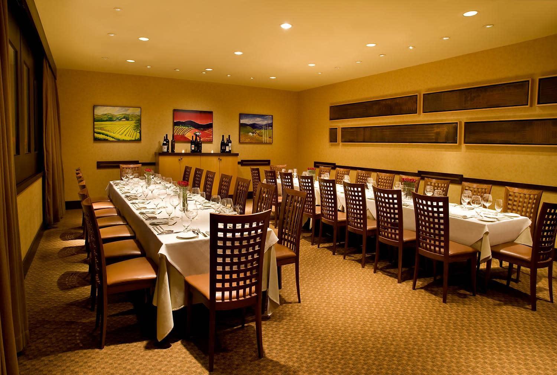 Parcel 104 Magnum Room - Private Dining at Parcel 104