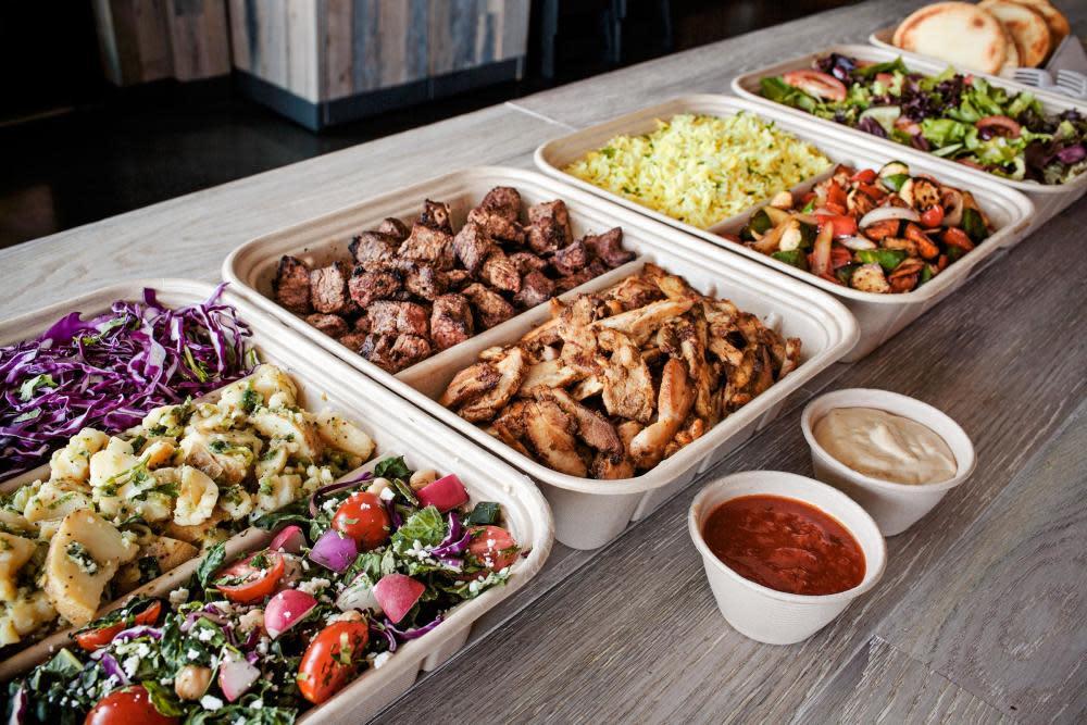 Greek Food Near Me Catering