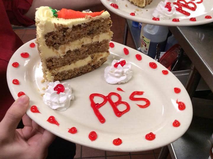 Photo at P B's Restaurant