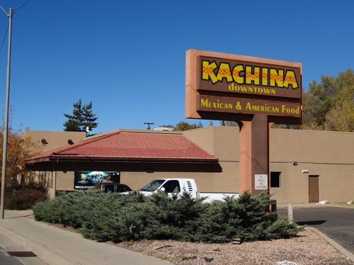 kachina restaurant - menu & reviews - south side - flagstaff 86001