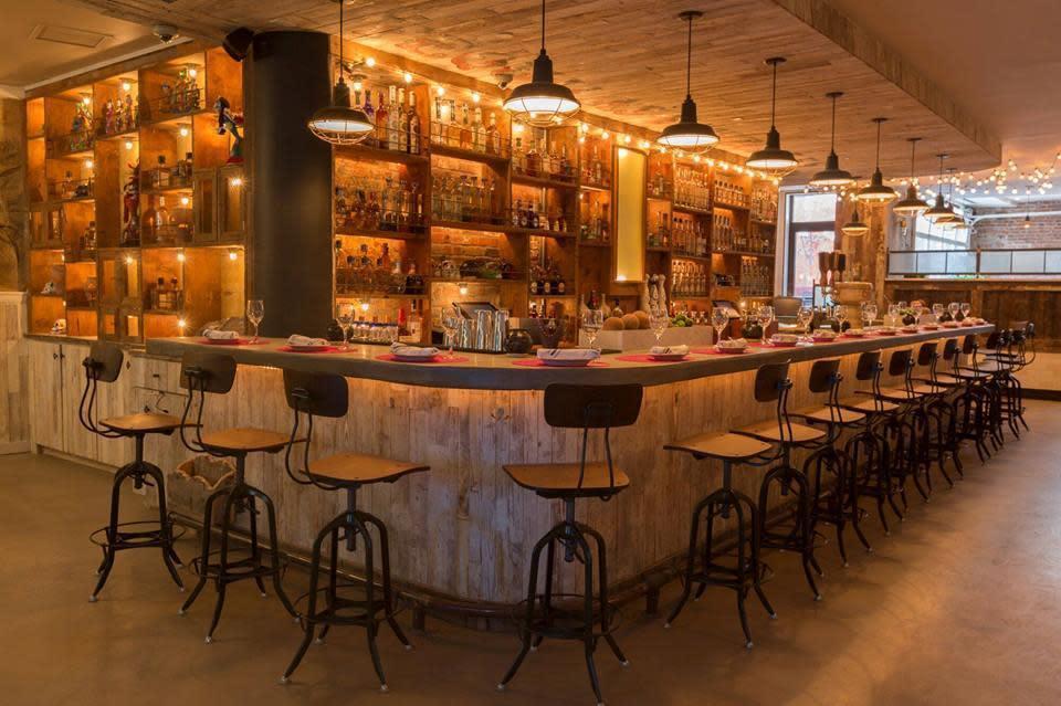 Tacuba Hells Kitchen Mexican Restaurant Hells Kitchen New