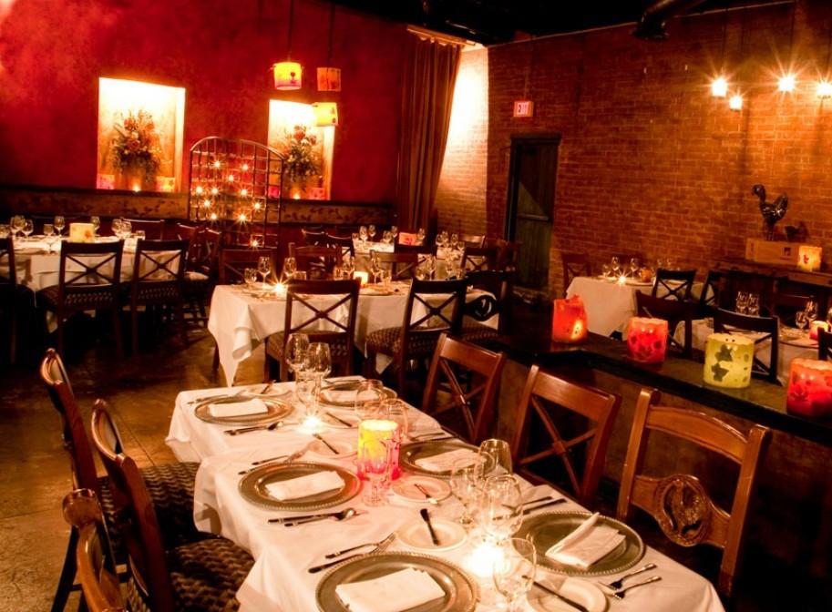 Candelas Restaurant San Diego Menu