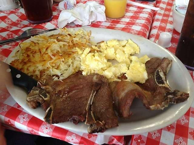 Photo at Ham & Eggs