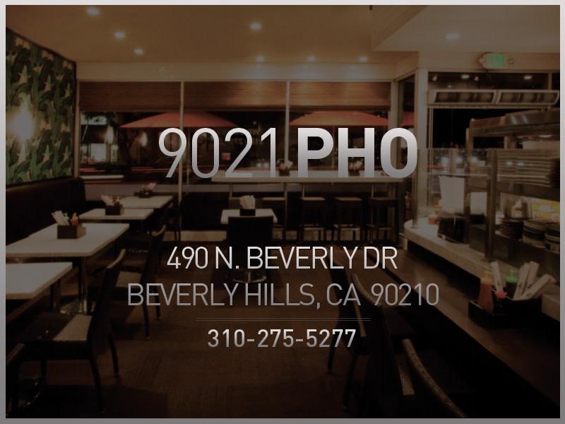 Photo at 9021 Pho