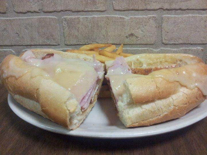 Sub of the Month for May: Chicken Cordon Bleu at Angela's Pizza & Pasta Restaurant
