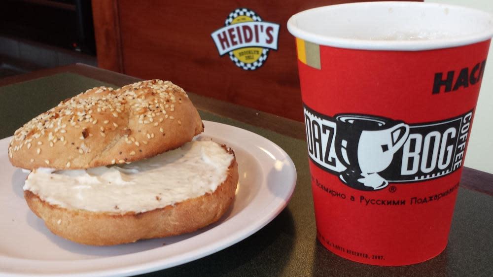 Photo at Heidi's Brooklyn Deli Soup