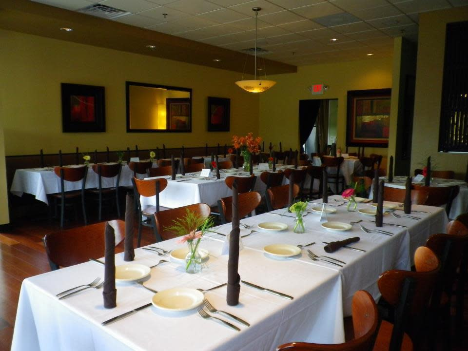 Saffron Pan Asian Restaurant 109