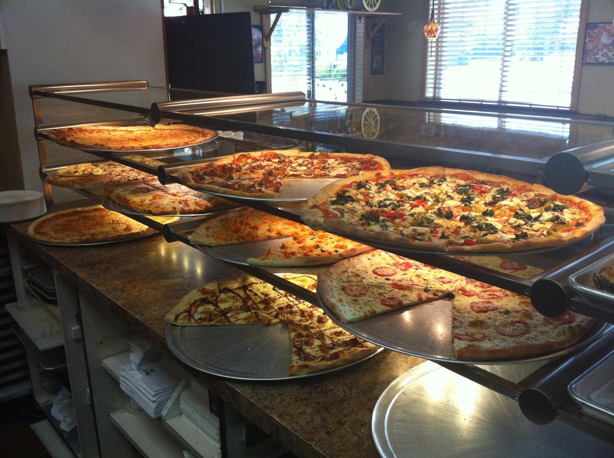 Photo at Seacoast Pizza & Pasta