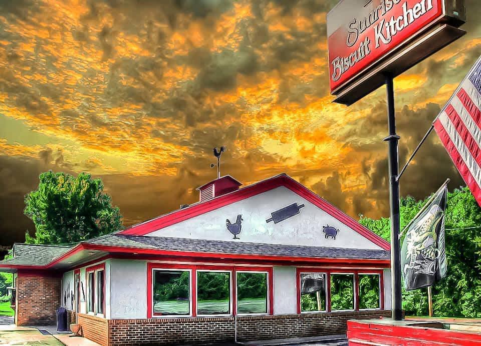 Sunrise Biscuit Kitchen - Menu & Reviews - Louisburg 27549