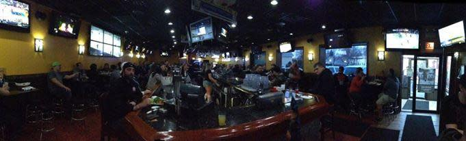PhotoSPSKd at Skores Sports Bar & Grill