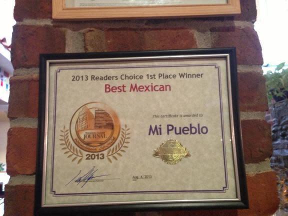 Photo at Mi Pueblo Mexican Grill