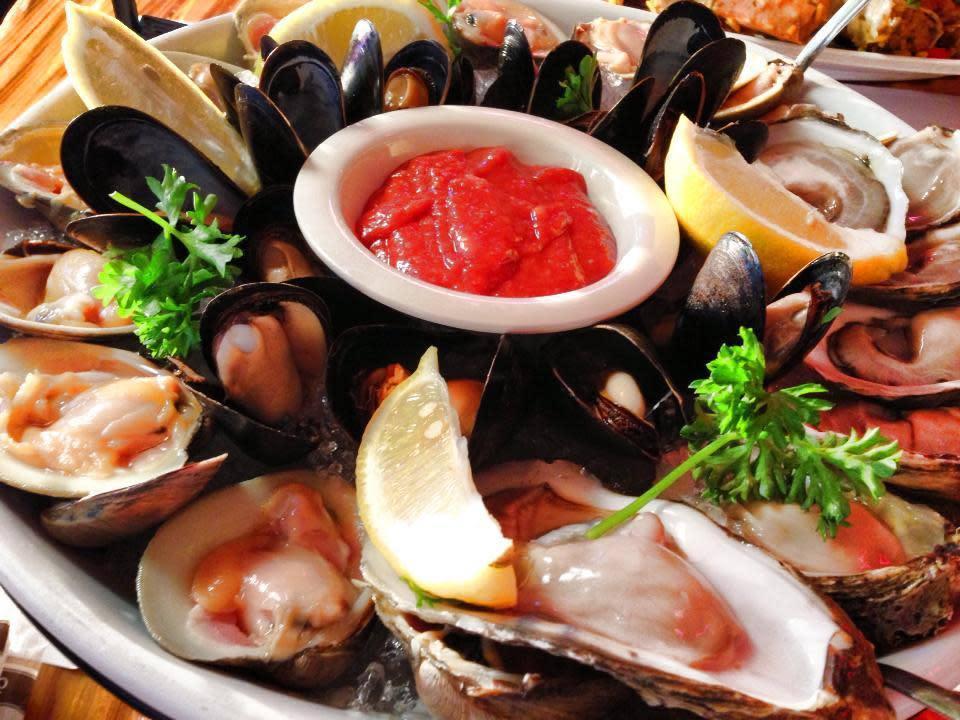 Photo at Seashore Restaurant & Marina