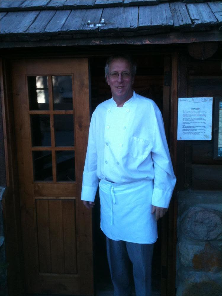 Chef Charlie Soule at The Soule Domain
