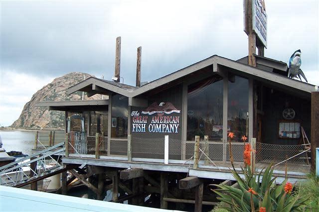 Photo at Great American Fish Company