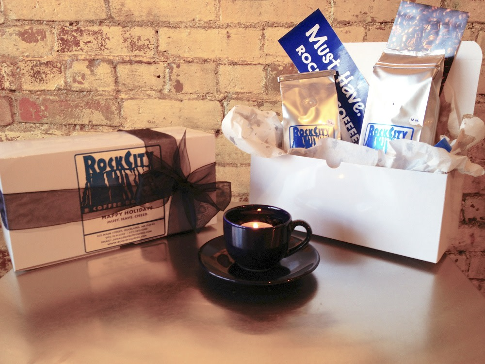Photo at Rock City Books & Coffee