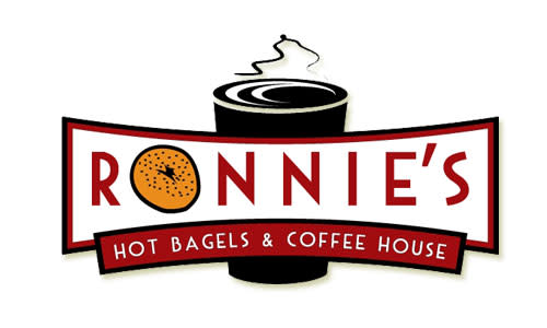 Photo at Ronnie's Hot Bagels and Cafe