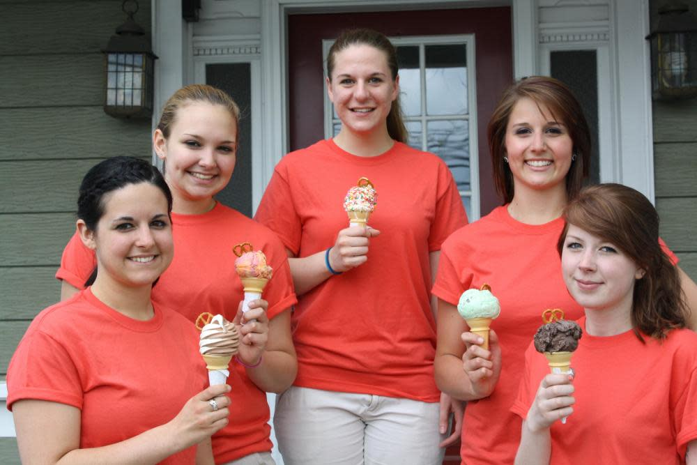 Photo at Squire Side Ice Cream & Sandwich Shoppe