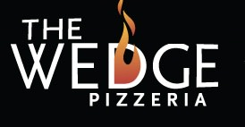 logo at The Wedge Pizzeria