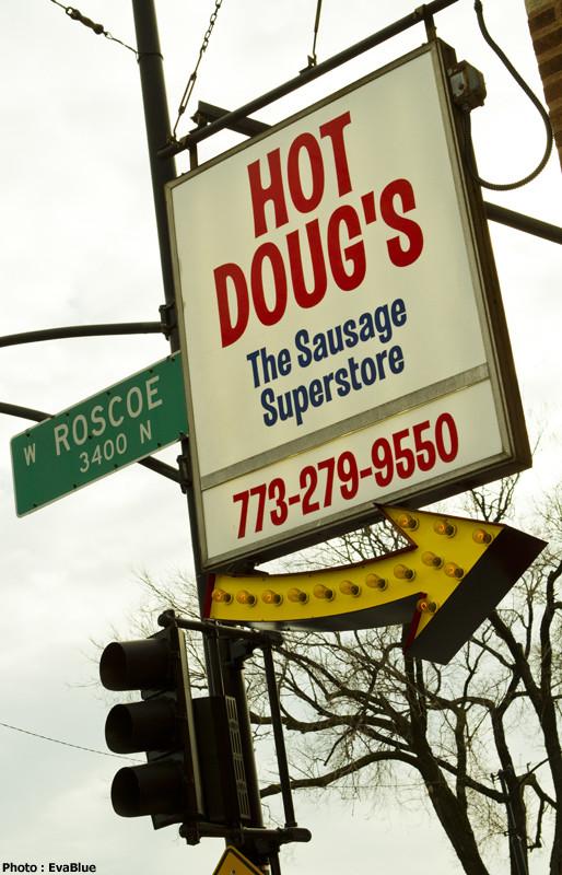 3 at Hot Doug's, Inc.